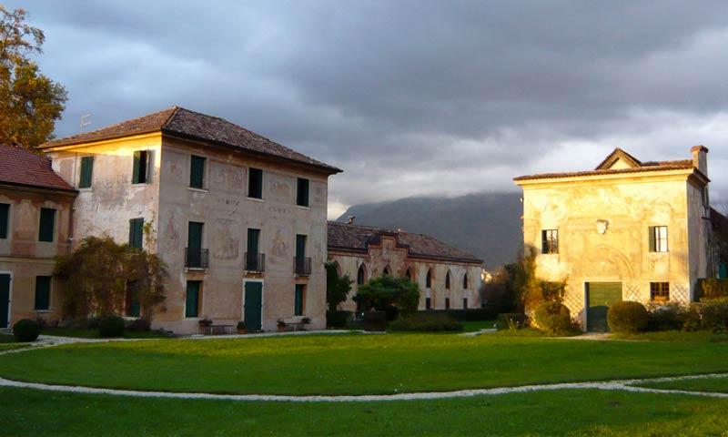 Villa Buzzati ville venete